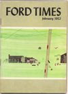 Ford Times | February 1951 | Charley Harper Prints | For Sale