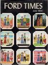 Ford Times | June 1954 | Charley Harper Prints | For Sale