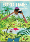 Ford Times | January 1956 | Charley Harper Prints | For Sale