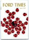 Ford Times | April 1959 | Charley Harper Prints | For Sale
