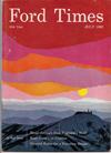 Ford Times | June 1962 | Charley Harper Prints | For Sale