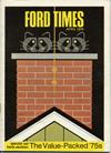 Ford Times | April 1975 | Charley Harper Prints | For Sale