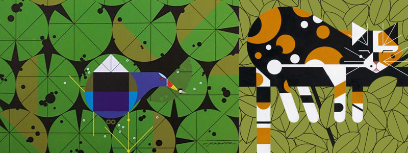 Print Types | Serigraphs, Lithographs and Giclées | Charley Harper Prints | For Sale