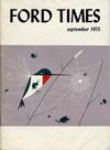 Ford Times | September 1955 | Charley Harper Prints | For Sale