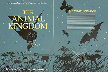 The Animal Kingdom Book | Charley Harper Prints | For Sale
