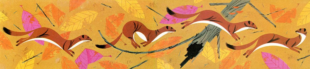 Squirrels | Charley Harper Prints | For Sale