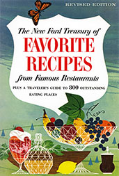Ford Treasury of Favorite Recipes from Famous Restaurants | Charley Harper Prints | For Sale