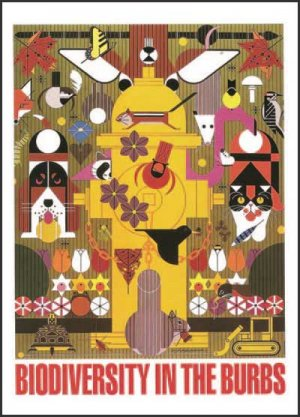 Biodiversity 300 | Charley Harper Prints | For Sale
