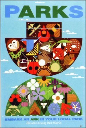 Embark an Ark in Your Local Park | Charley Harper Prints
