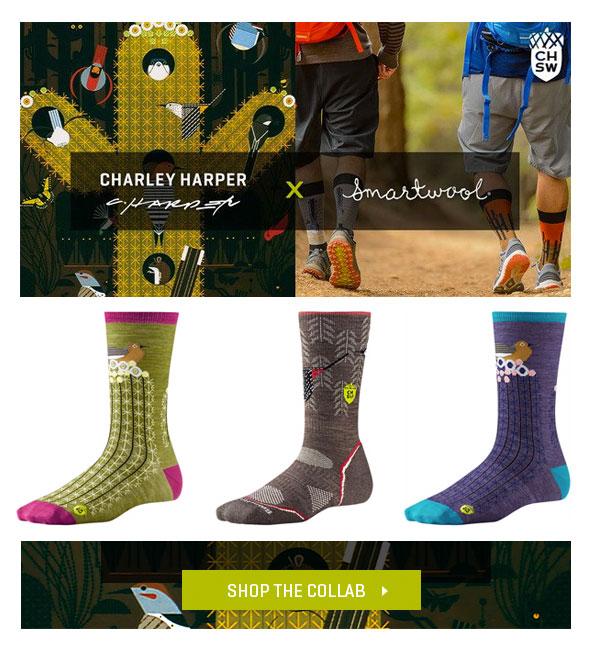 Charley Harper Smartwool Socks | Charley Harper Prints
