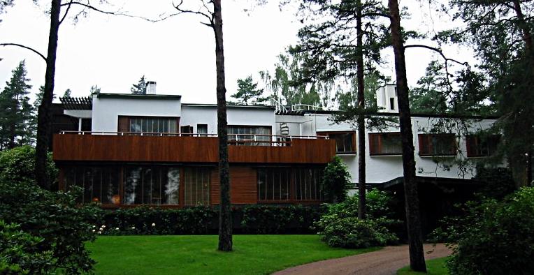 Villa Mairea Wikipedia