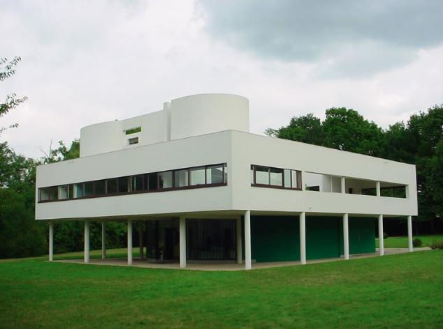 Villa Savoye Wikipedia