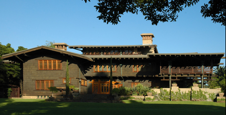 Gamble House - Photo: Wikipedia